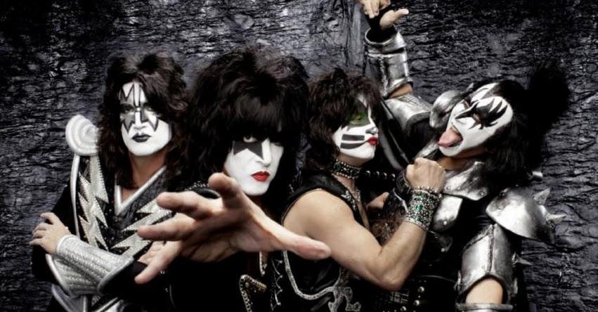 KISS EN PERÚ: Banda estadounidense reprograma su concierto en Lima para este 28 de noviembre