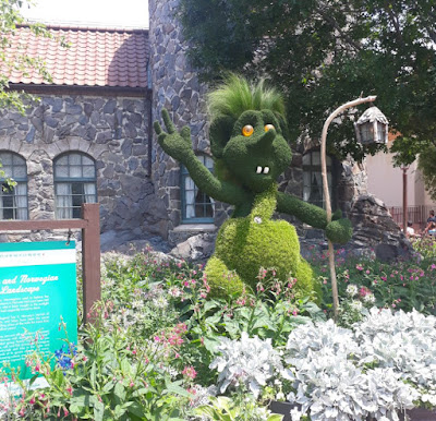 Norway Troll at EPCOT