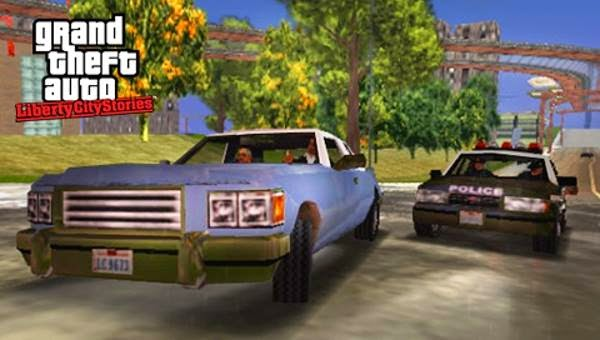 Grand Theft Auto Liberty City Stories Game Play