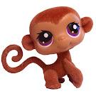 Littlest Pet Shop Carry Case Monkey (#412) Pet