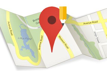 Cara Mendaftar Lokasi di Google Maps terbaru