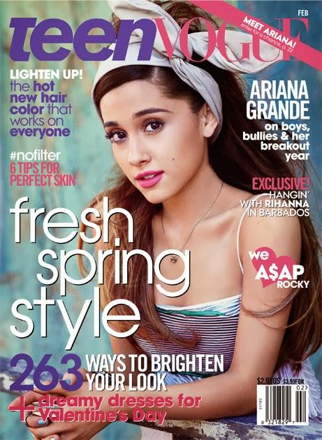 Grew Up Teen Vogue 98
