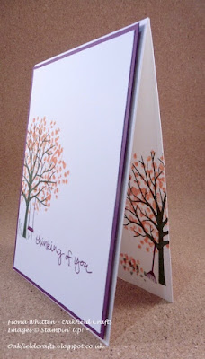 Sheltering Tree, Autumnal cards, Cards for men