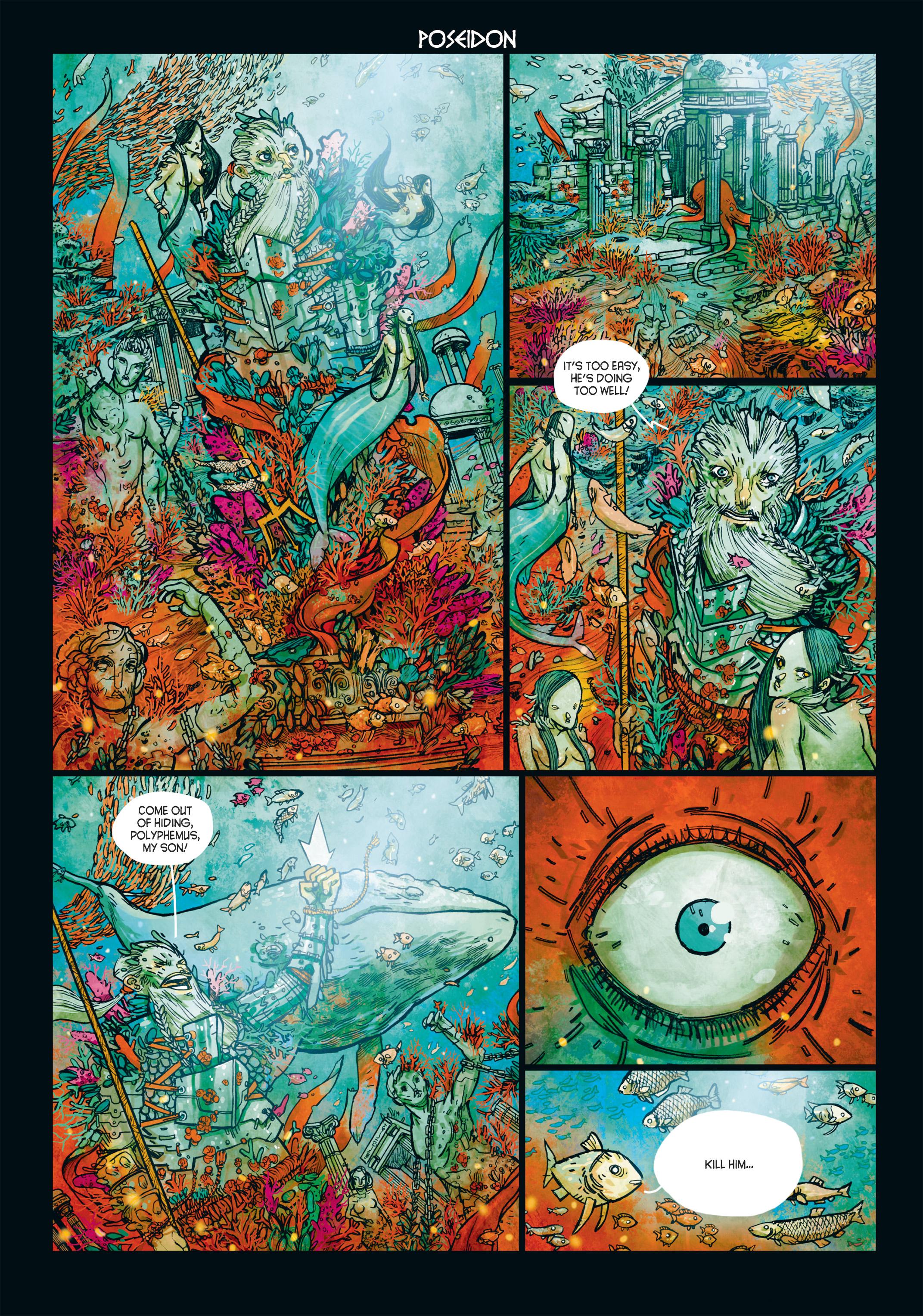 Read online Adrastée comic -  Issue #1 - 64