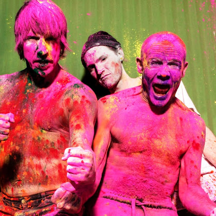 Red Hot Chili Peppers no Super Bock Super Rock