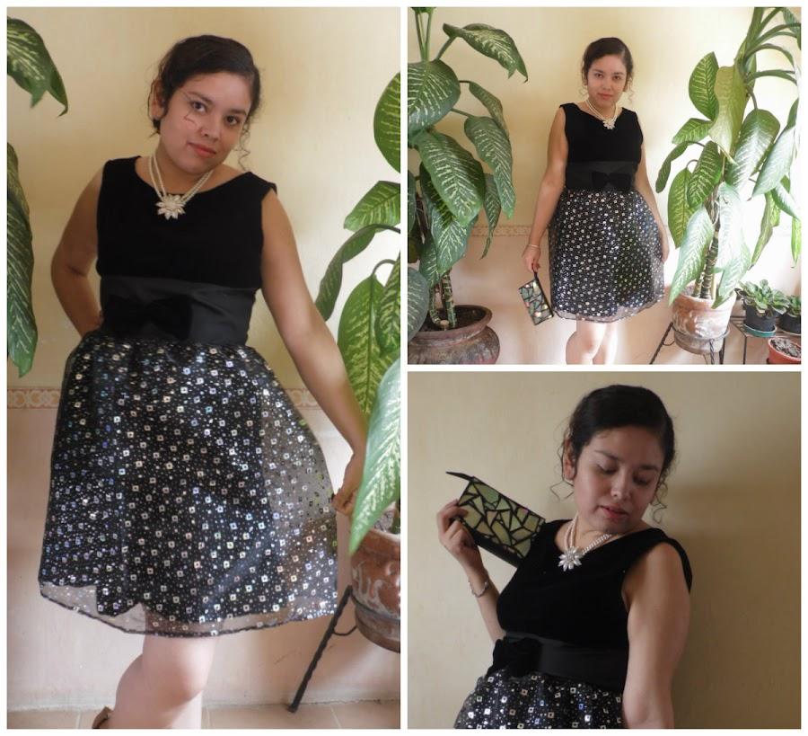 Un vestido, dos usos