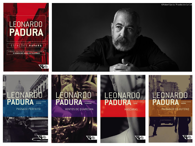 Literatura policial - Leonardo Padura
