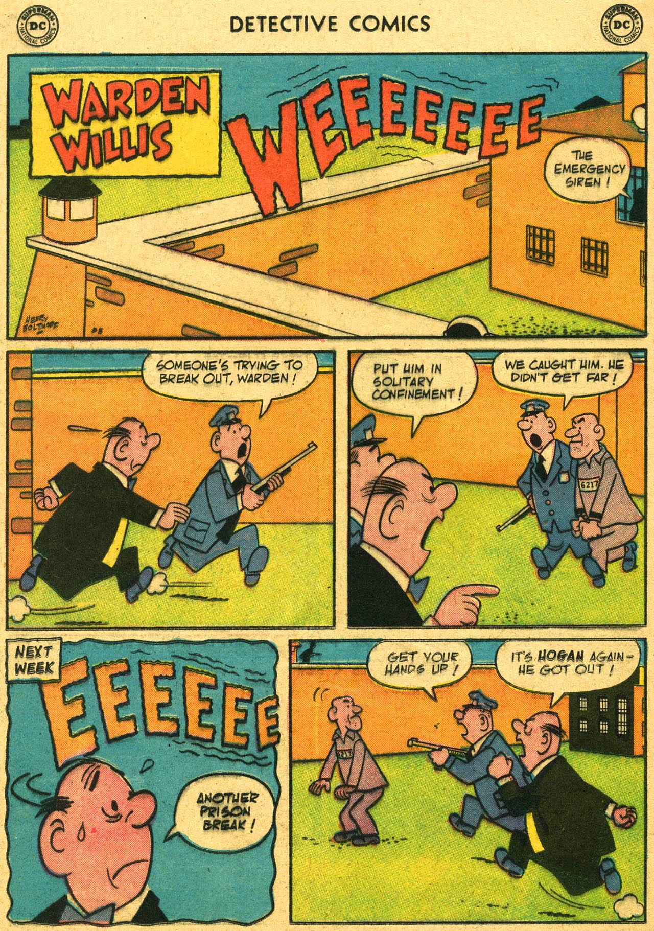 Detective Comics (1937) 253 Page 23