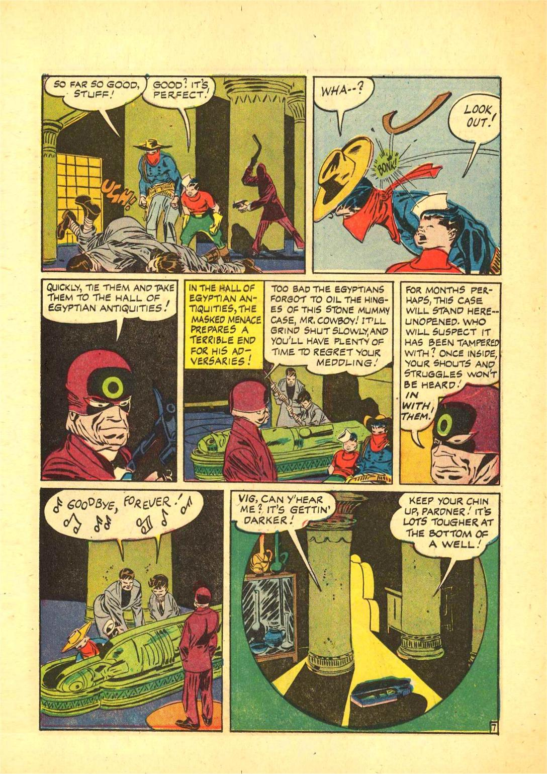 Read online Action Comics (1938) comic -  Issue #70 - 23