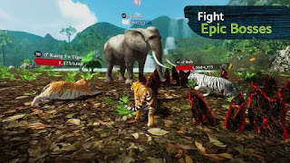 The Tiger MOD APK Unlimited Money