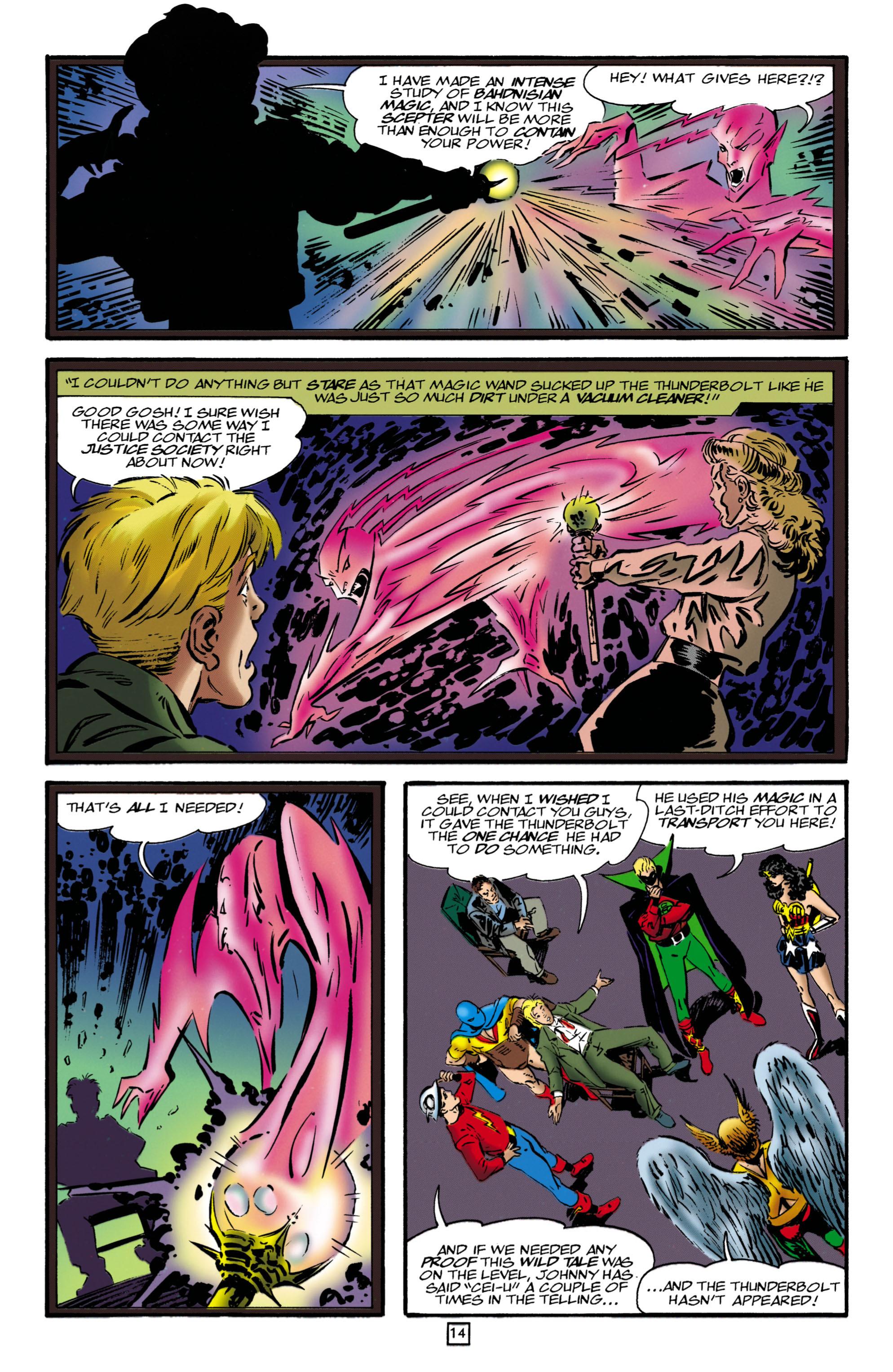Read online Wonder Woman (1987) comic -  Issue #131 - 14