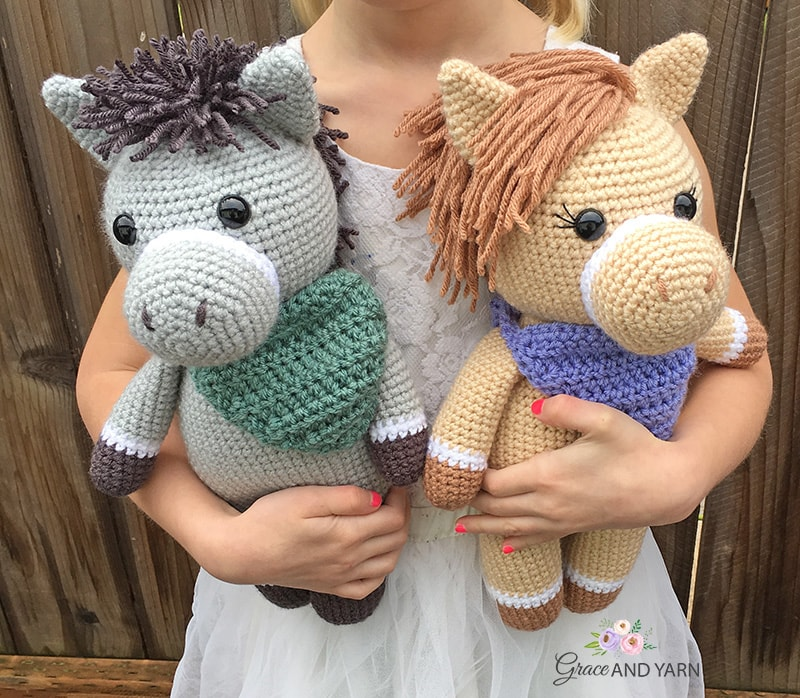 20 Free Amigurumi Patterns to Melt Your Heart | 698x800