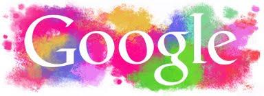 Holi 2011 Google Doodle