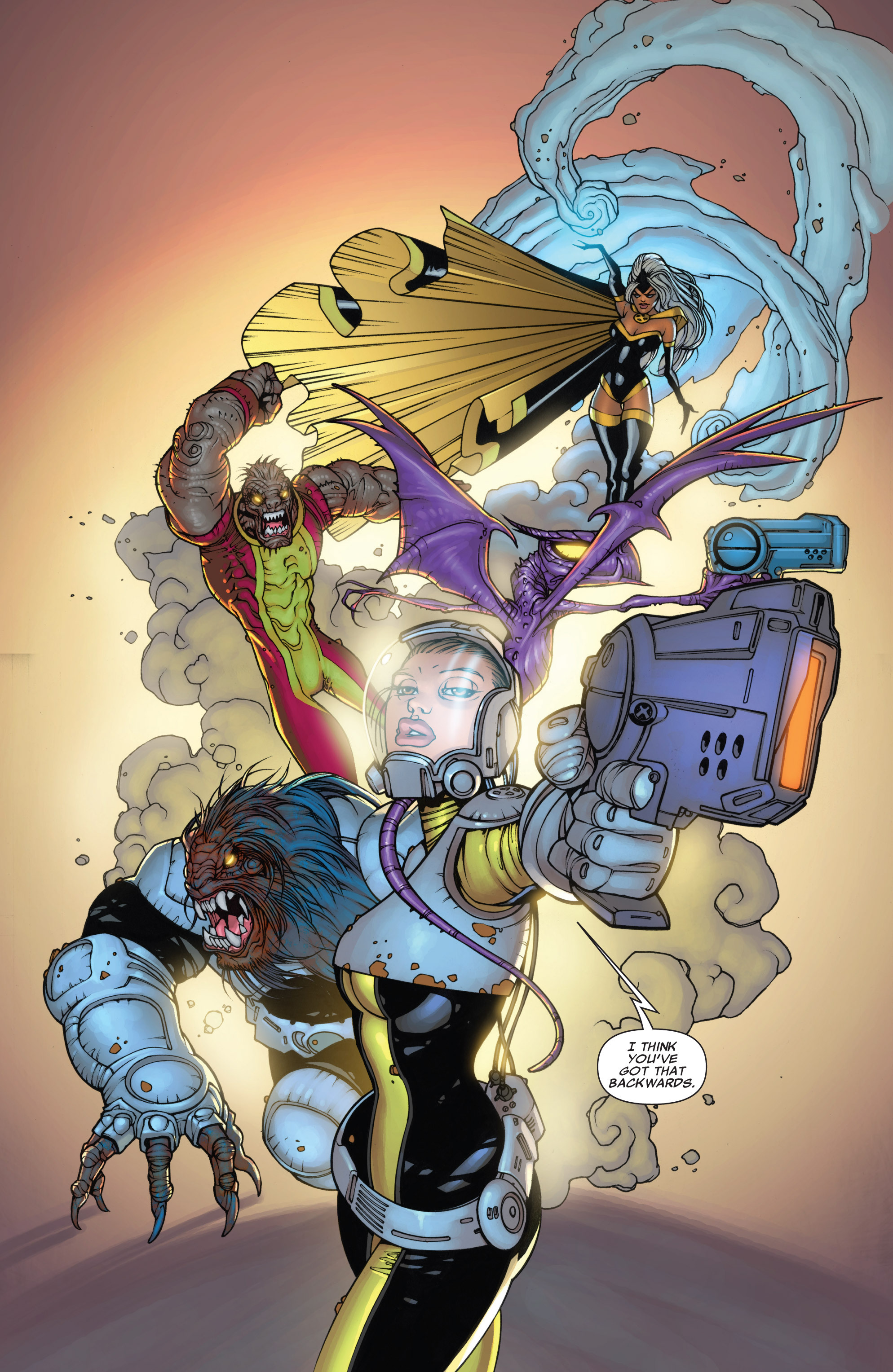 Read online Astonishing X-Men (2004) comic -  Issue #42 - 13
