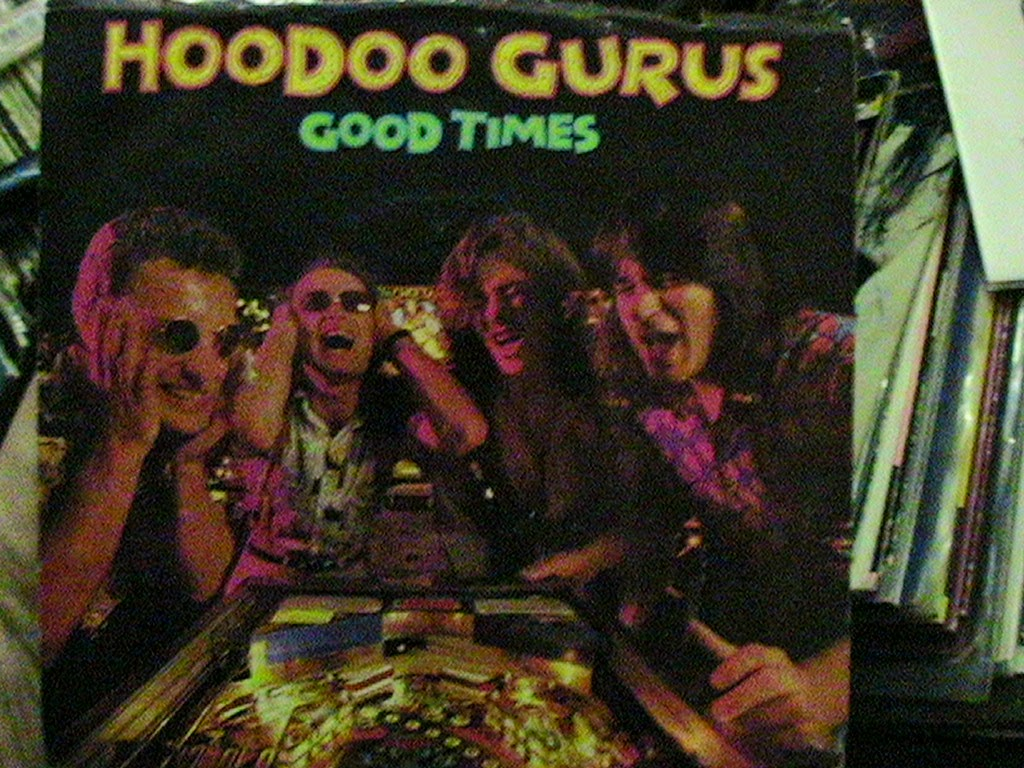 Garage Gurus Youtube Down Underground Hoodoo Gurus Mars Needs Guitars Lp 84