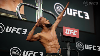 EA Sports UFC 3 PS4 Wallpaper