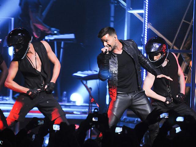 Shows do Ricky Martin em Miami e Orlando