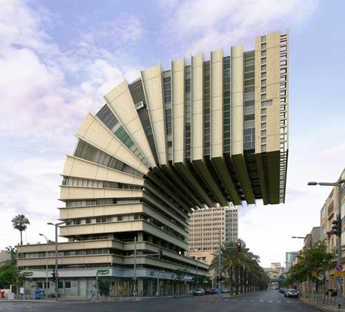 شاهدوا بالصور المباني المستحيلة التي يستحيل إنشاؤها بهذه الطريقة!