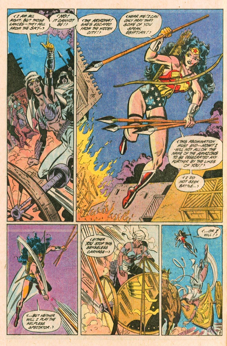 Read online Wonder Woman (1987) comic -  Issue #31 - 10