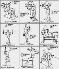 dieta de una semana para aumentar masa muscular