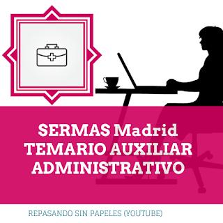 temario-oposiciones-auxiliar-administrativo-sermas