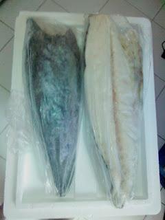 Harga Jual Fillet Ikan Gindara