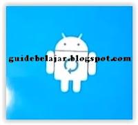 White Android Logo