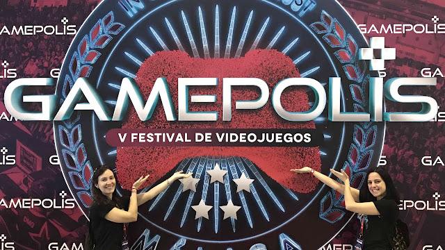 Impresiones Gamepolis 2017