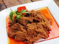 Tips Resep Membuat Rendang Daging Sapi Empuk dan Enak, Ala!! Khas Makanan Padang