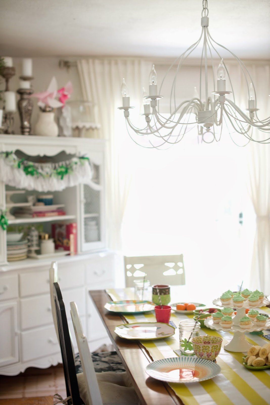 Saint Patrick's Day Spring Themed Kids Party