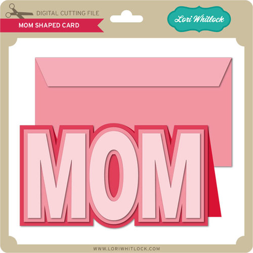 free mothers day card silhouette cameo designs