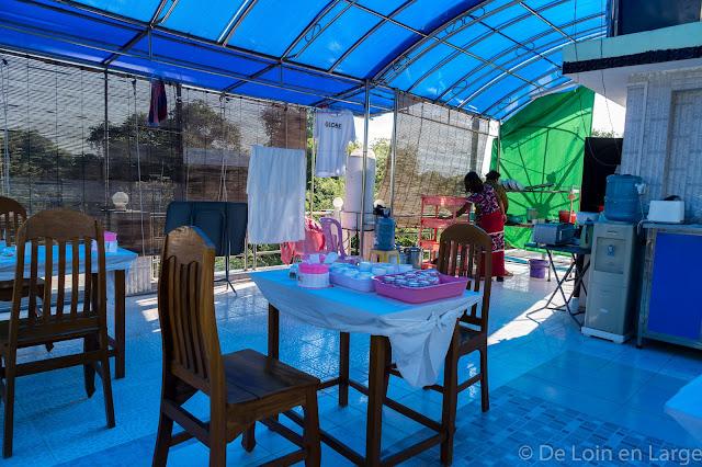 Saw Nyein San Guesthouse - Nyaung-U (Bagan) - Myanmar - Birmanie