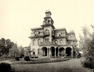 Gray Towers, G.G. Green's Mansion in Woodbury, New Jersey