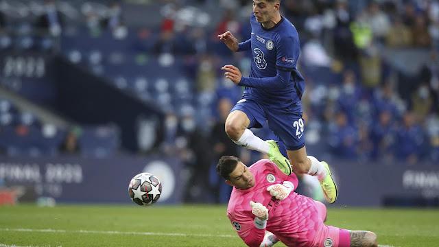 Gol Kai Havertz Bawa Chelsea Juara Liga Champions 2020-2021