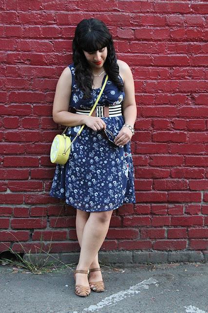 Jason Wu Target Dress Blogger Style