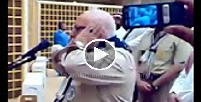 [VIDEO] TERBONGKAR!! Suara Azan RASMI Dunia! SUBHANALLAH!!!