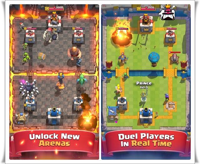 Clash-Royale-Screenshots