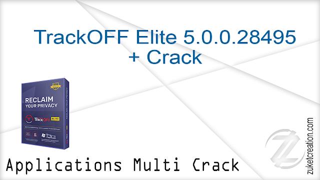 TrackOFF Elite 5.0.0.28495 + Crack |  131 MB