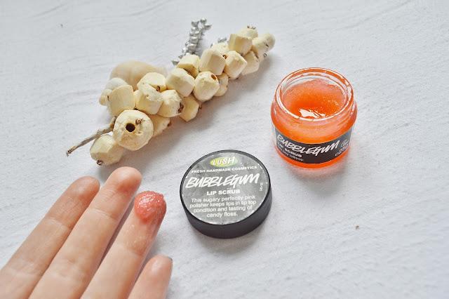 Lush Lip Scrub