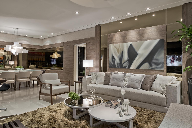 #4E5B2B  de Decoração com 3D: Salas de Estar e Jantar Maravilhosas 1500x1001 píxeis em Como Decorar Uma Sala De Estar Com Sofa Marrom
