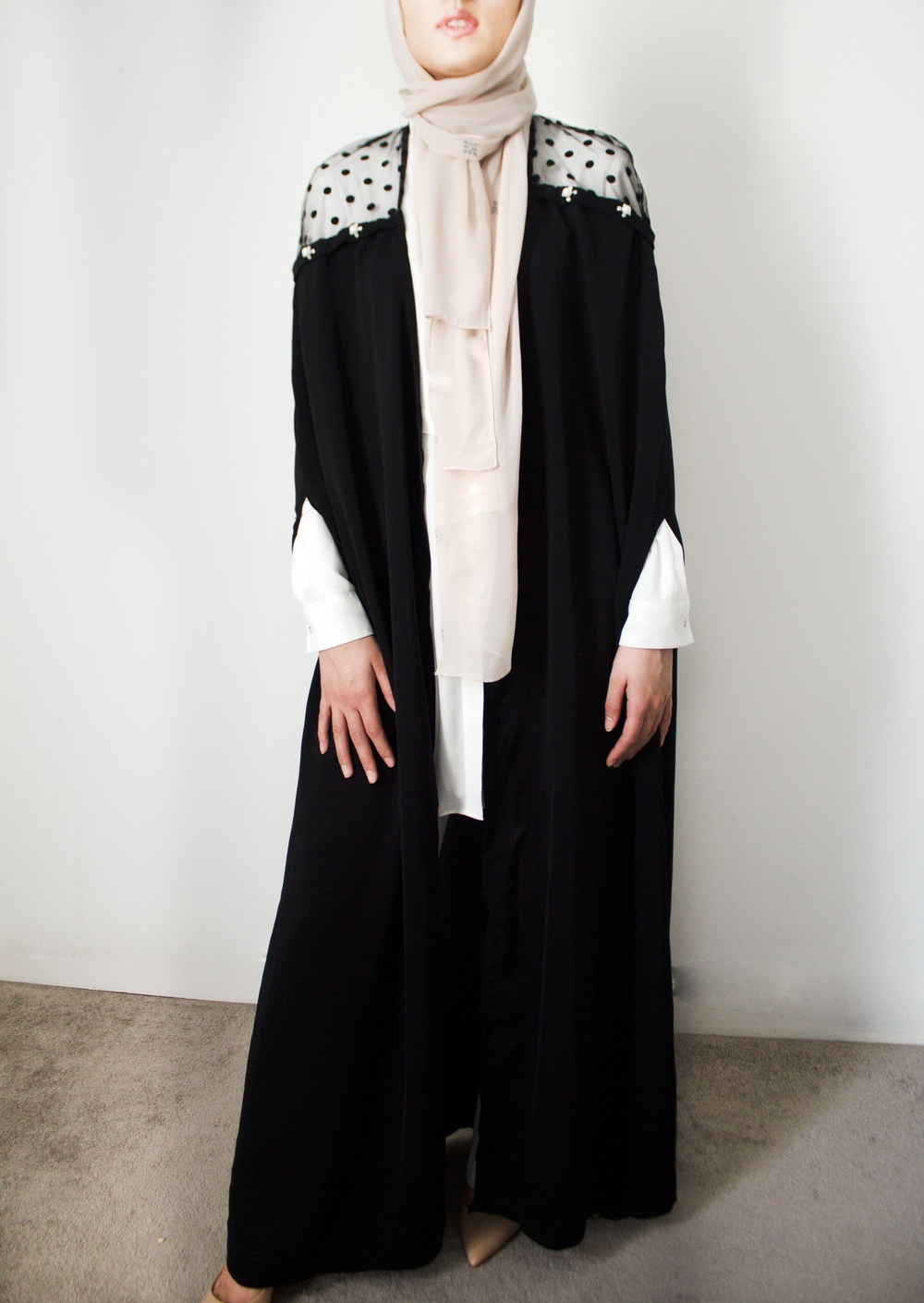 barakah london abaya