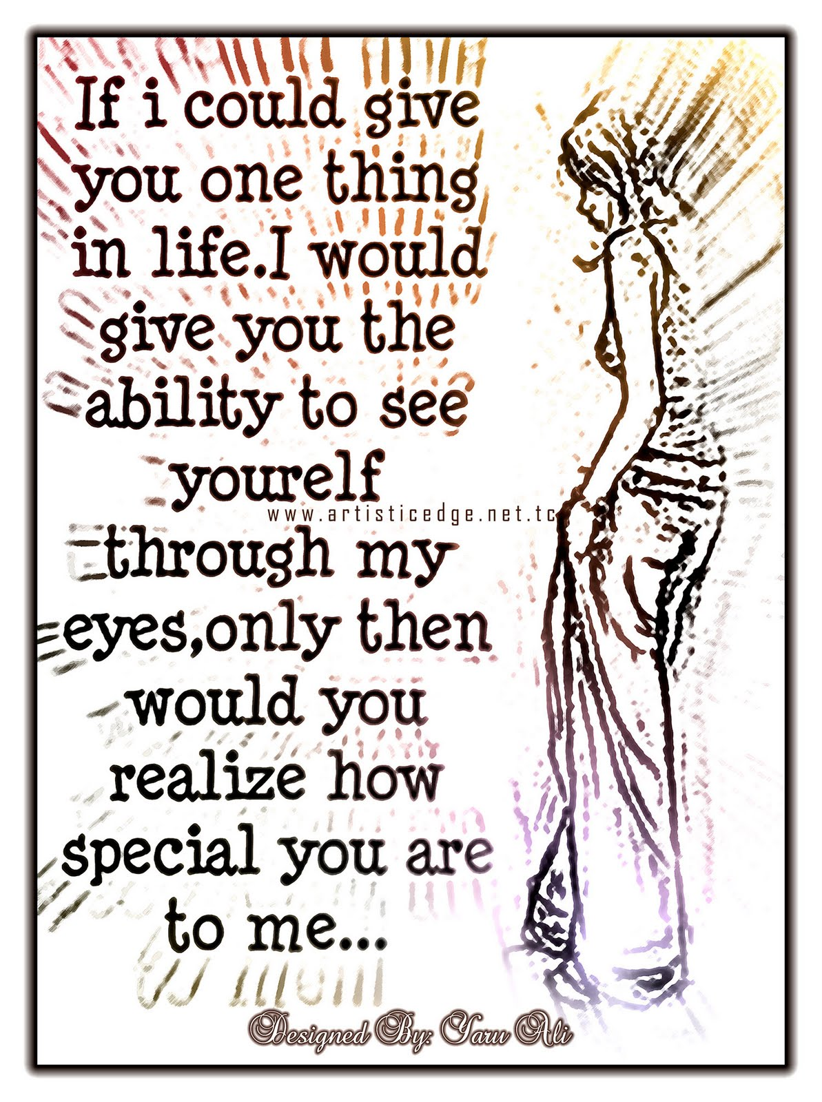 You Are Special To Me Quotes Quotesgram