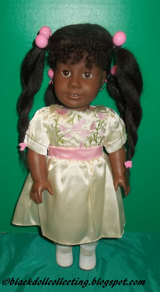 "My Twinn Doll Dress for American Girl 18/"" Doll NEW Blooming Hearts"