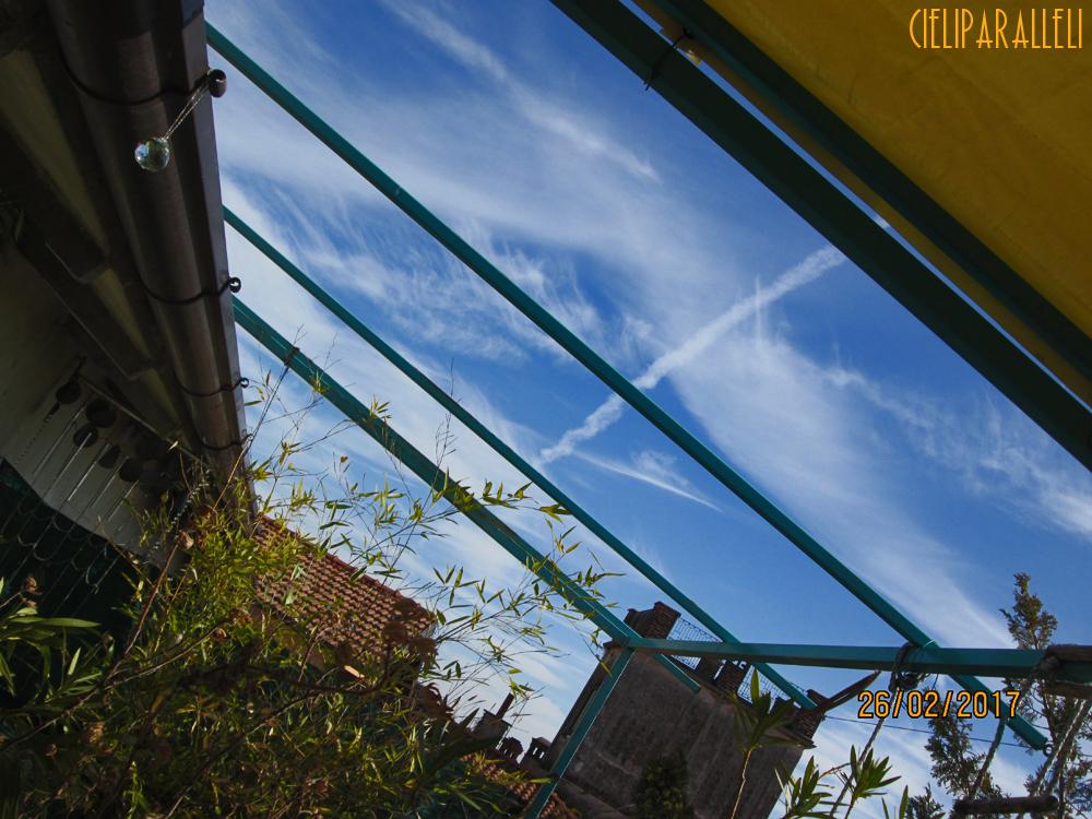 Torre avvistamento chemtrails
