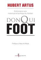 Le nouveau DonQui Foot arrive en librairie