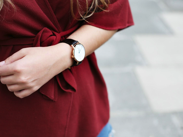 Ladies Watch : How to Style it