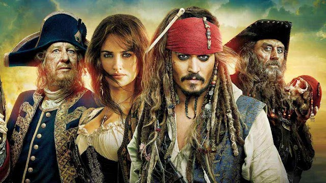 Download Pirates Of The Caribbean: On Stranger Tides 2011 Movie