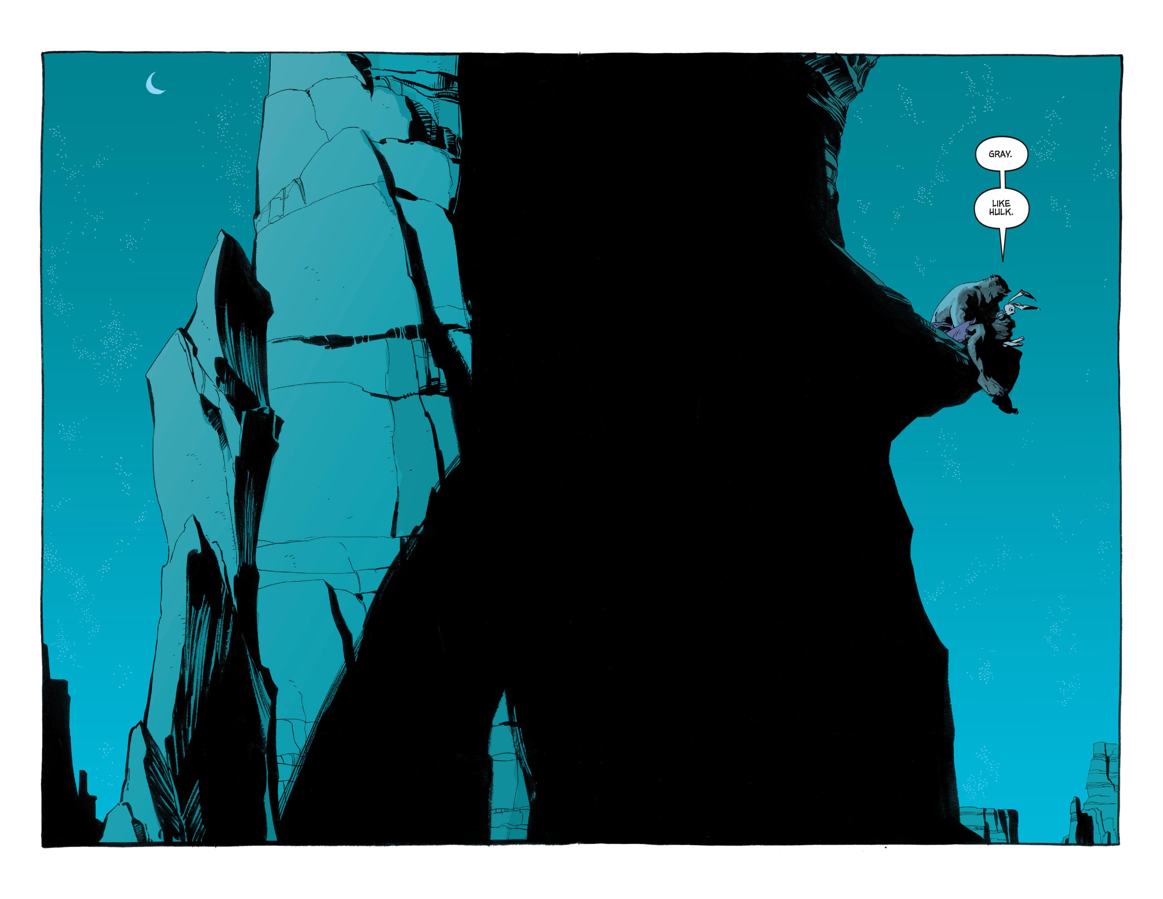 Read online Hulk: Gray comic -  Issue #3 - 4