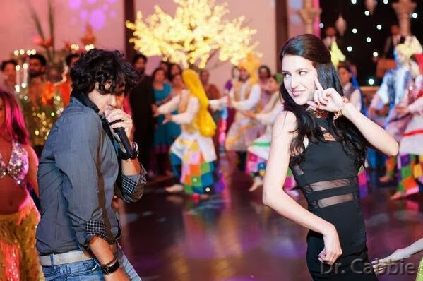Kunal Nayyar & Isabel Kaif in Dr. Cabbie's First Look