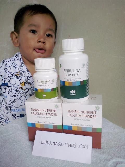 obat peninggi badan anak